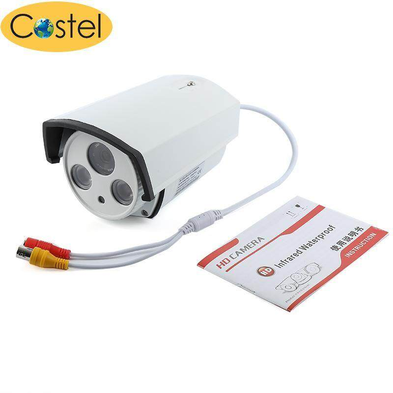 Hd 1200tvl Cctv Security Camera 1/4 Cmos Waterproof Outdoor Night Vision Hot By Costel.