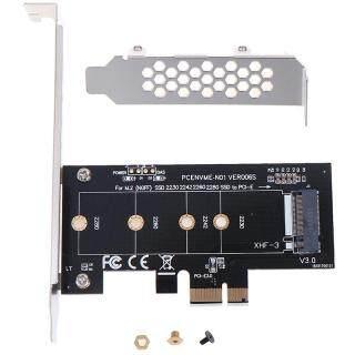 Bộ Chuyển Đổi PCIE Sang M2 Bộ Chuyển Đổi PCI Express 3.0X1 Sang NVME SSD Hỗ Trợ 2230 2242 2260 thumbnail