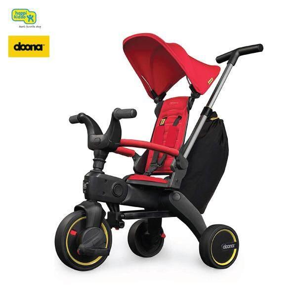 ... Bicycle Child Seats & Trailers. Doona Liki Trike - Red