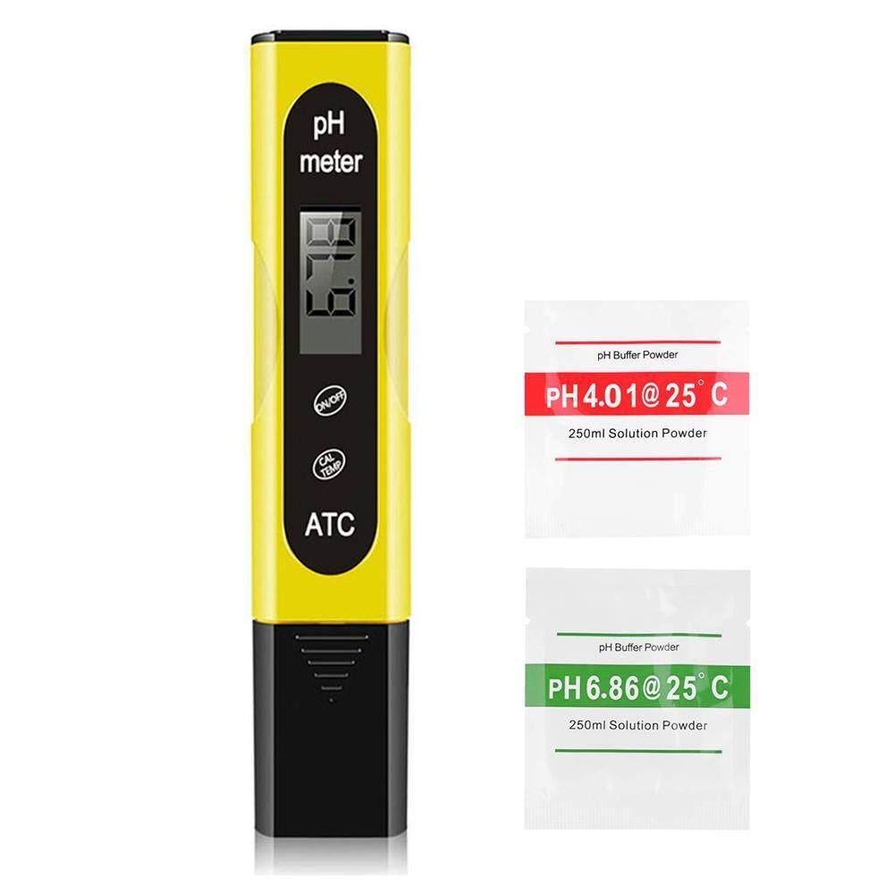 niceEshop Multi-function pH Meter Water Quality Tester (ATC) for Drinking Water / Swimming Pool / Aquarium / Pools