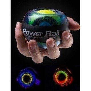 Tập Thể Dục Con Quay Hồi Chuyển Bóng Tập Lực Tay Power Ball Máy Tập Cổ Tay Con Quay Hồi Chuyển LED thumbnail