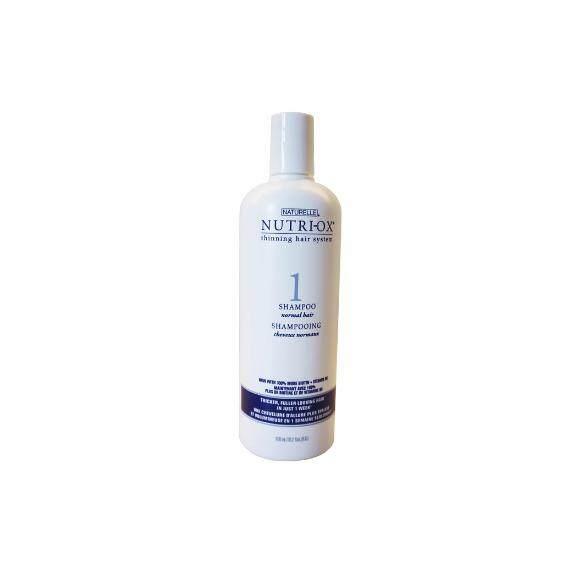 Nutri-Ox Shampoo for Normal Hair 600ml
