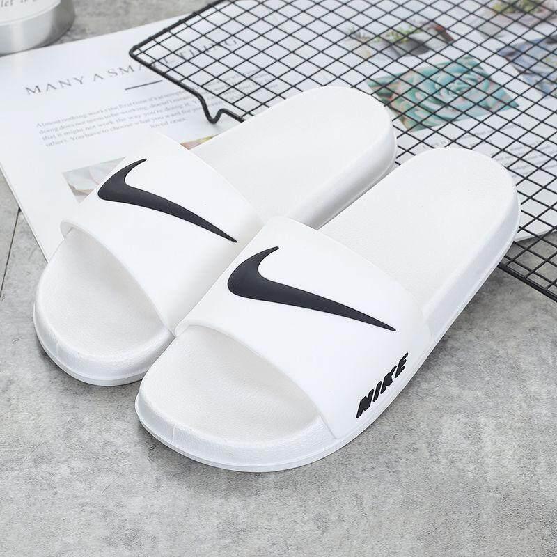 Original_Nike Sandal Musim Panas Pria dan Wanita Aktivitas Santai Di Luar Ruangan Non-Slip Sandal