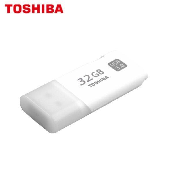 Bảng giá ♥【Miễn Phí】thanh Toán Khi Nhận Hàng + Ổ Đĩa Flash TOSHIBA U301 USB 100% Chính Hãng 100% Chính Hãng 3.0 Ổ Đĩa Bút 32GB Mini Memory Stick Pendrive U Đĩa Đĩa Flash Ngón Tay Cái Màu Trắng Phong Vũ