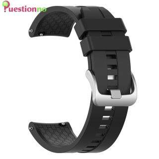Dây Đeo Đồng Hồ Thể Thao Bằng Silicon Dây Đeo Cổ Tay Cho Huawei Watch GT GT Active 46Mm thumbnail