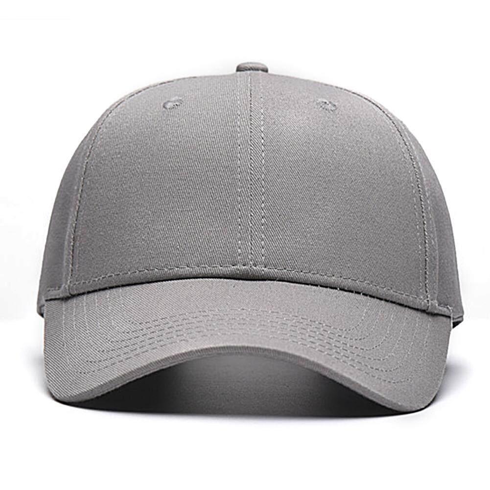 Hot Plain หมวกเบสบอล Unplain หมวกแก๊ปเบสบอลสำหรับทุกเพศ By Babeyili556.