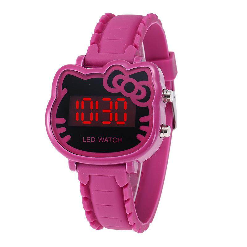 Sport Smart Watch Children Watches Kids For Girls Boys Wrist Clock Electronic Led Digital Child Wristwatch With Another Strap Back To Search Resultswatches