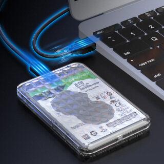 MAIWO K2536C Vỏ Ngoài Ổ Cứng SSD SSD 3.1 Inch USB 2.5 Type-C thumbnail