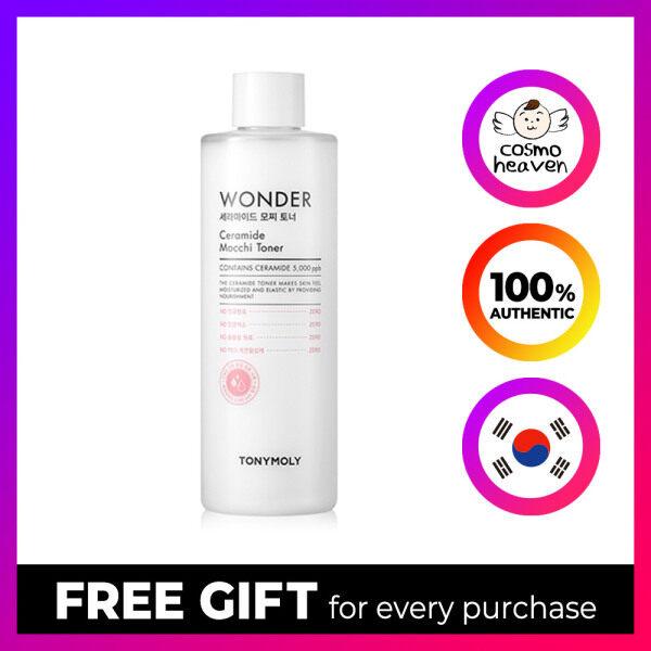 Buy [TONYMOLY] Wonder Ceramide Mocchi Toner 500ml Singapore