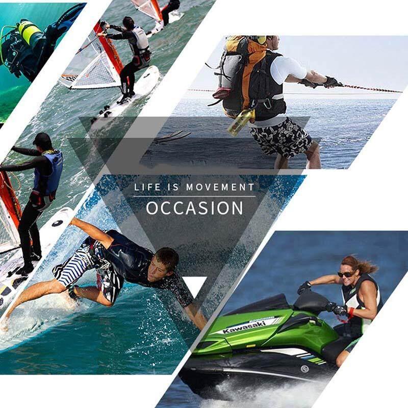 Thiên nhiên Sao Unisex Chống trơn trượt Lặn Găng Tay Lặn Bơi Lặn Lướt Sóng Lặn Chèo Thuyền Kayak Găng Tay 3 MM Neoprene Ngoài Trời Dưới Nước thiết bị - 4