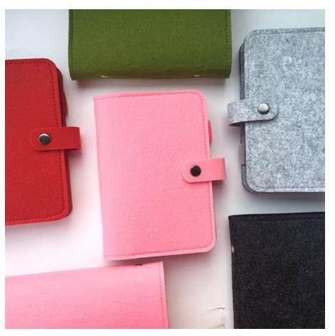 Ready Stock Loose Leaf Ring Binder Notebook A5/a6 Daily Planner Journal Cover 5.0 By Shining Deco.
