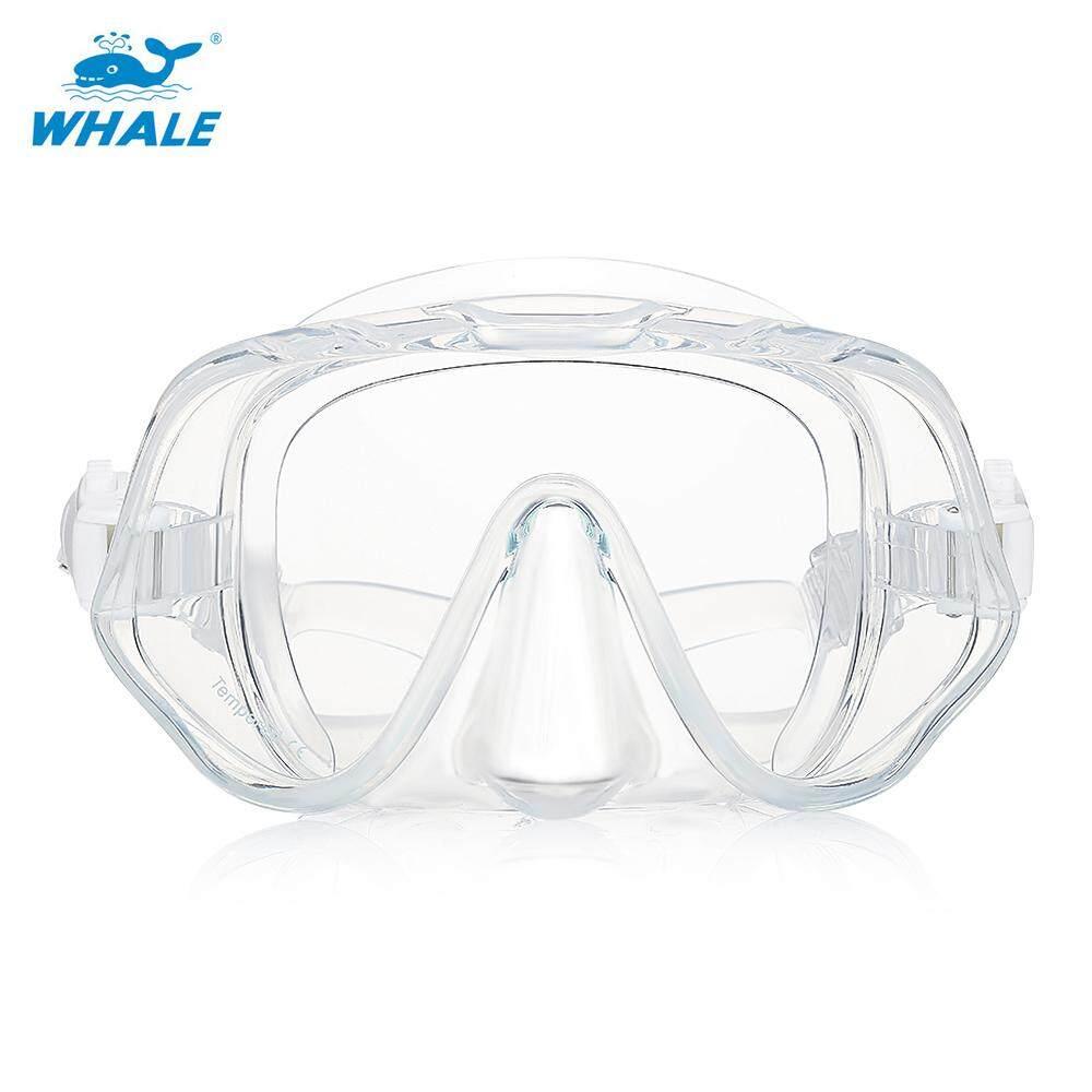 Whale Mk-1000 Silikon Dewasa Menyelam Masker Seal Kacamata Dengan Visi Yang Baik Masker Selam By Islandmall.