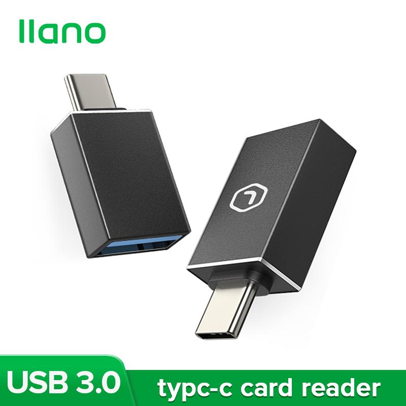 Bộ Chuyển Đổi Llano Type-C, Bộ Chuyển Đổi USB 3.0 Android OTG Cho Huawei,Xiaomi Và Hơn Thế Nữa