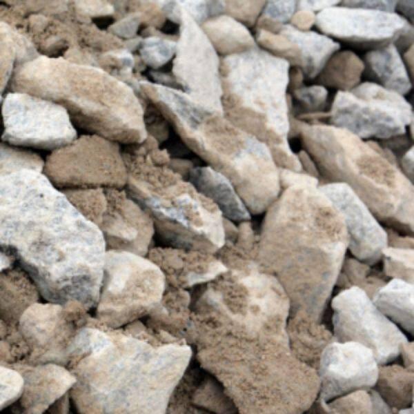 crusher run/ stone (50mm) 5kg packing