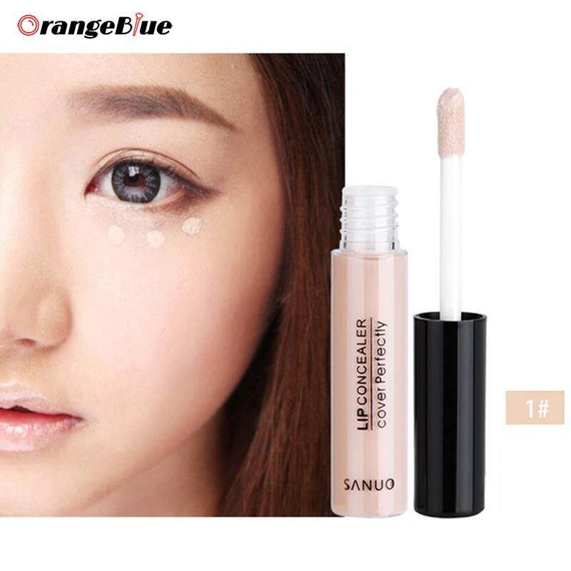 Oblue Halus Pelembap Bibir Stick Cover Bintik Jerawat Pen Bekas Luka Dasar Krim Bibir Makeup Kecantikan