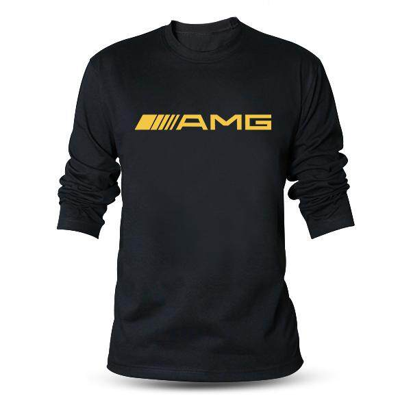 AMG Benz Mercedes F1 Petronas Racing Sports Motorsport SLS Long Sleeve T Shirt