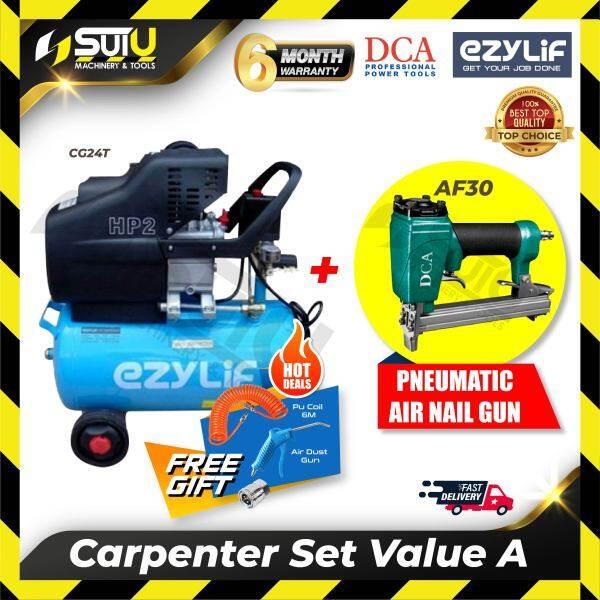 DCA & Ezylif Carpenter Set Value A-B