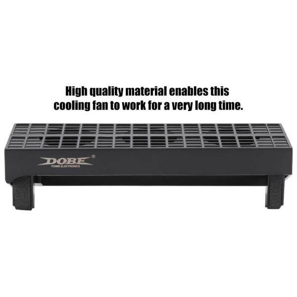 Heat Exhauster Cooler Intelligent Temperature Control Coolling Fan for PS4 Slim