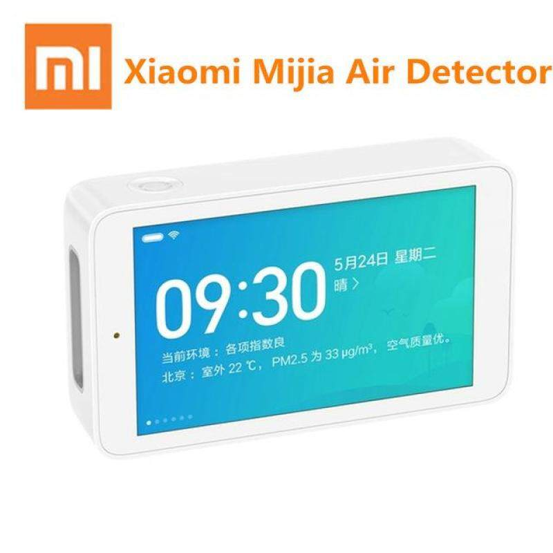 Xiaomi Mijia Air Detector KQJCY02QP High-Precision Sensing 3.97 inch Touchscreen USB Interface Remote Monitoring PM2.5 CO2a Temperature Humidity Sensor Singapore
