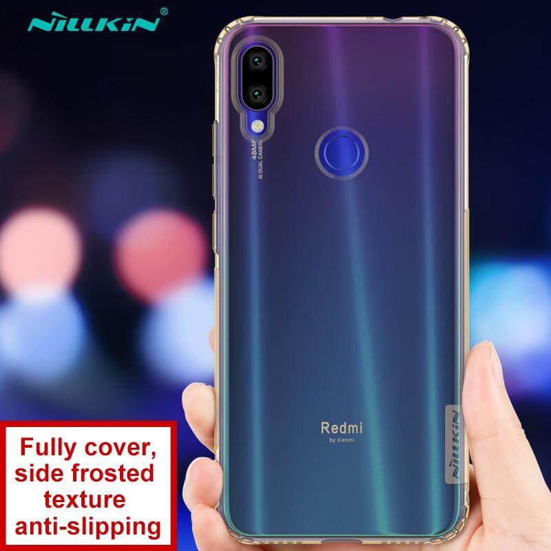 NILLKIN untuk Xiaomi Redmi Note 7 dan Redmi Note 7 Pro TPU Case S Alam TPU