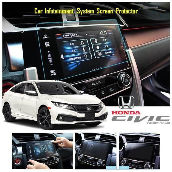 HONDA CIVIC 2016-2019 Car Navigation Screen Protector Infotainment System  Screen Protector