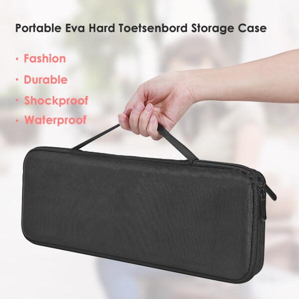 Anti-fall Carrying Case Wireless Keyboard Hardshell EVA Storage Bag for Logitech MX Keys Singapore
