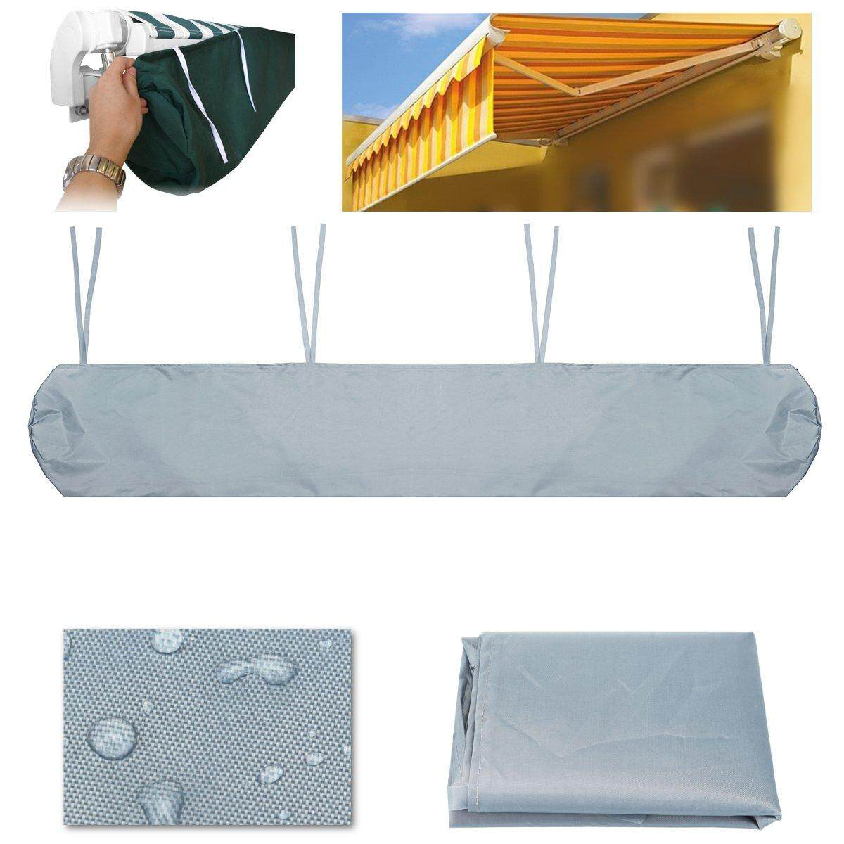 7 Size Patio Awning Winter Storage Bag Rain Weather Cover Protector Sun Canopy#2m