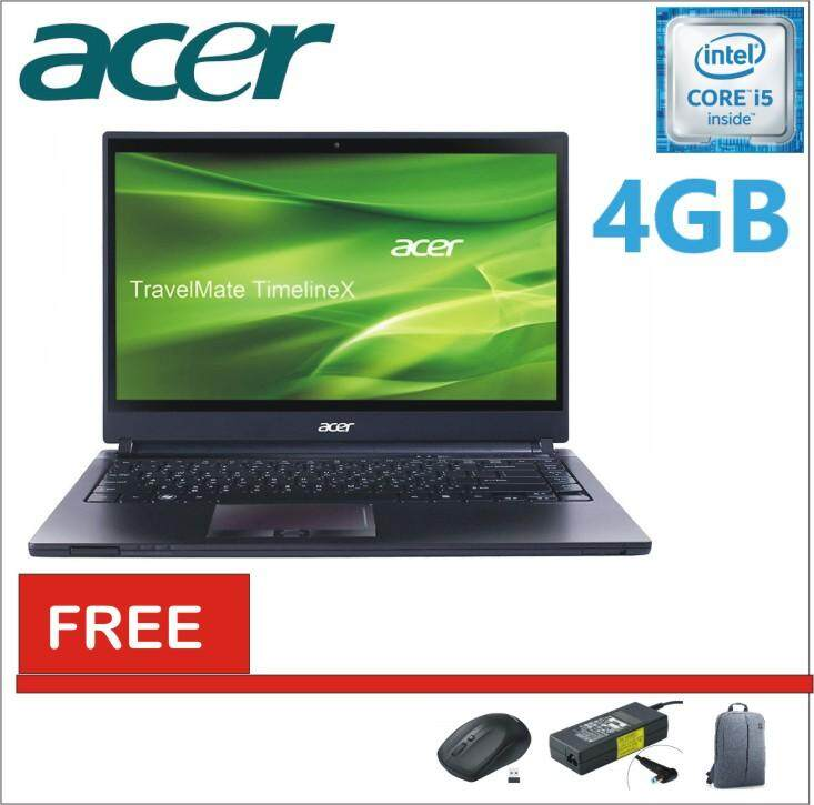 Acer TravelMate P653-M-6861 - 15.6 - Core i5 3210M - 4 GB RAM - 320 GB HDD Malaysia