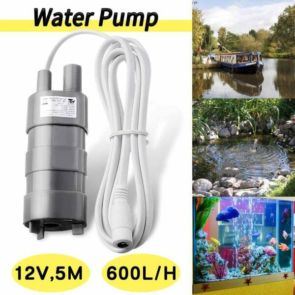 YESMILE Air Pumps and Accessories Miniature Submersible Motor Pumping Water High Voltage 5M Engineering Plastics DC 12V Submersible Pump
