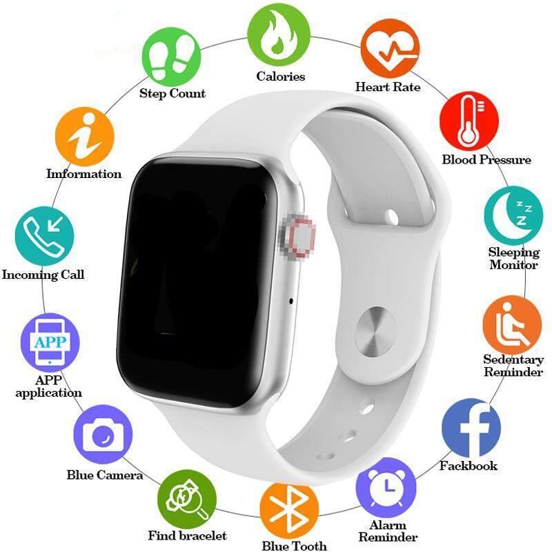 Nơi bán Nam Nữ W34 Cuộc Gọi Bluetooth Đồng Hồ Thông Minh Điện Tâm Đồ Đo Nhịp Tim Đồng Hồ Thông Minh Smartwatch Cho Android iPhone