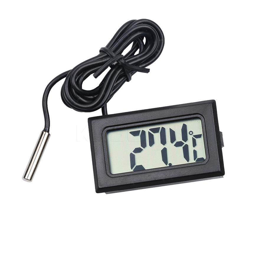 Mini Professior Digital LCD Thermometer Fridge Temperature Sensor Freezer Portable Thermometer for Home and Aquarium
