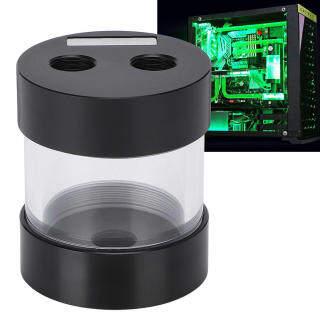 Bể nước G1 4 bể làm mát nước máy tính bể nước thay thế hệ thống làm mát máy tính có đường kính 50mm thumbnail