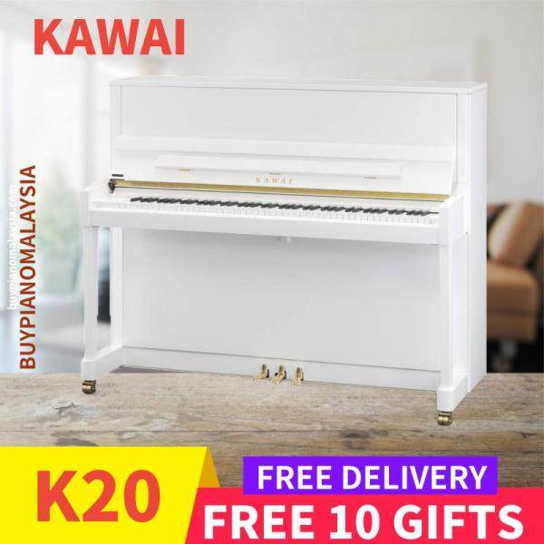 Kawai K20 Upright Piano White (Made in Japan) Malaysia