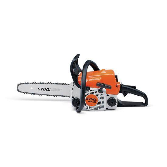 STIHL MS170 CHAINSAW WITH GUIDE BAR AND CHAIN ( FULL SET ) MADE IN GERMANY  [ SYN MOH SENG TRADING ]