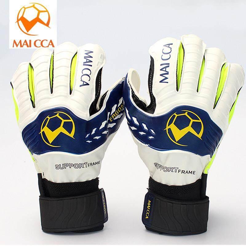 Sepak Bola Profesional Sarung Tangan Kiper LaTeX Ukuran 8 9 10 Orang Dewasa Sarung Tangan Penjaga Gawang Sepak Bola Jari Pelindung Grosir