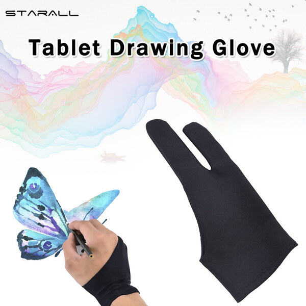 StarALL Tablet Drawing Glove Artist Glove for iPad Pro Pencil / Graphic Tablet/ Pen Display