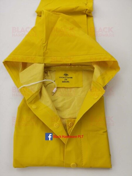 Thick Long Rain Coat  Waterproof Shoulder To Knee/厚雨衣