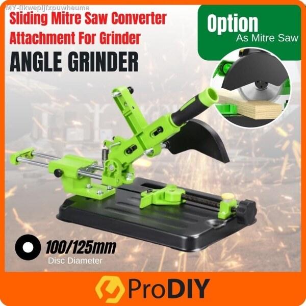 Sliding Mitre Saw Converter / Attachment For Grinder Holder Cutting Machine 100 -125mm ( BG-612506 / BG612506 )