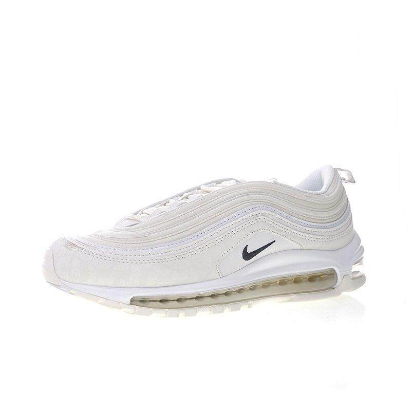 ca708f6608 Original Authentic Nike_Air Max 97 Reflective Logo Men and Women Shoes  Running Shoes Sport Outdoor Sneakers