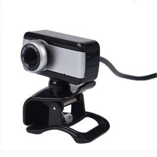 Webcam Máy Tính Xách Tay Xoay Được Có Micro USB2.0 Để Bàn, HD Dành Cho Máy Tính PC Camera thumbnail