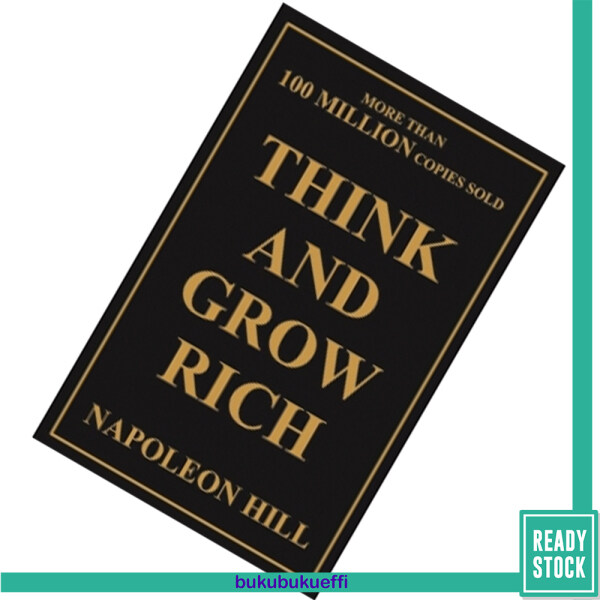 Think and Grow Rich by Napoleon Hill Malaysia