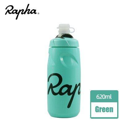 Rapha Chai Nước Đi Xe Đạp 620Ml Cắm Trại Đi Bộ Đường Dài Bằng Nhựa Không Chứa BPA Không Có Mùi Vị Bình Nước Thể Thao Ấm Đun Nước Chống Rò Rỉ