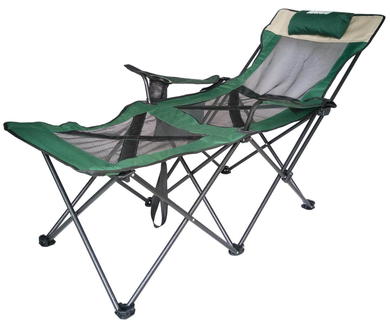 9ade42b8d0cf Folding Camping Chairs Beach Outdoor Patio Folding Recliner Portable  Camping Sleeping, Comfortable