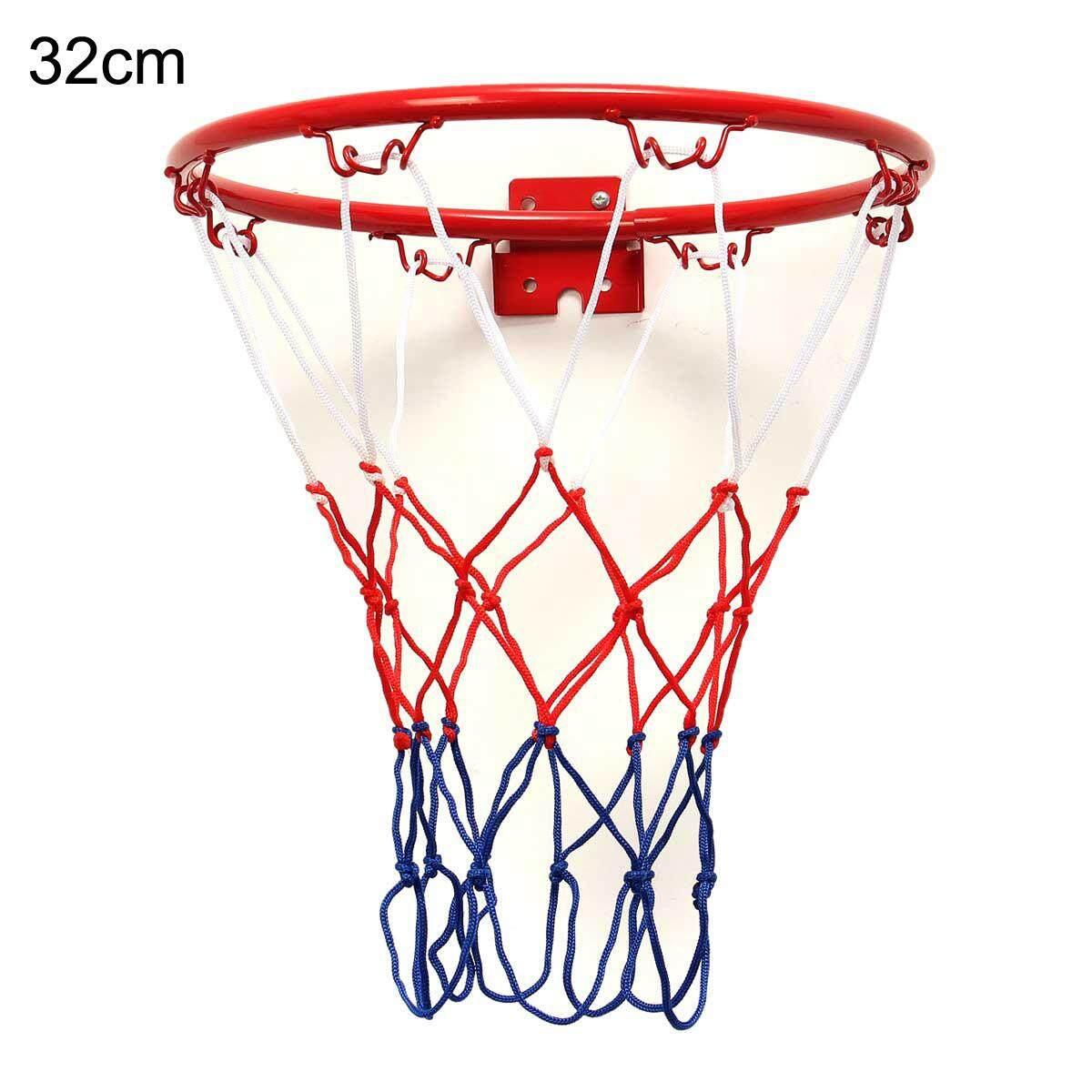 32cm 45cm Basketball Hoop Net Ring Wall Mounted Outdoor Indoor Hanging  Basket 0e72d133dd41f