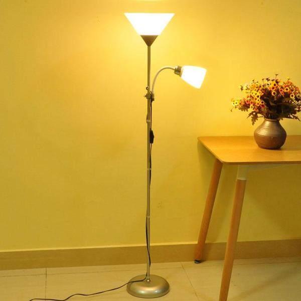 Floor Lamp Living Room Bedroom LED Study Multi-function Vertical Table Lamp 178*23cm