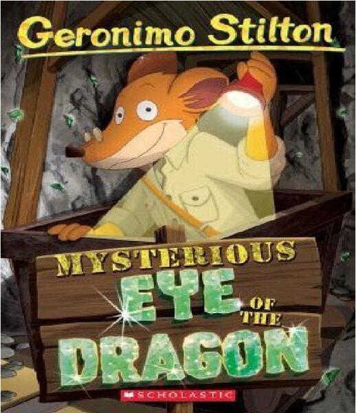 Geronimo Stilton #78: Mysterious Eye of the Dragon: 9781338687200 :By STILTON,GERONIMO Malaysia