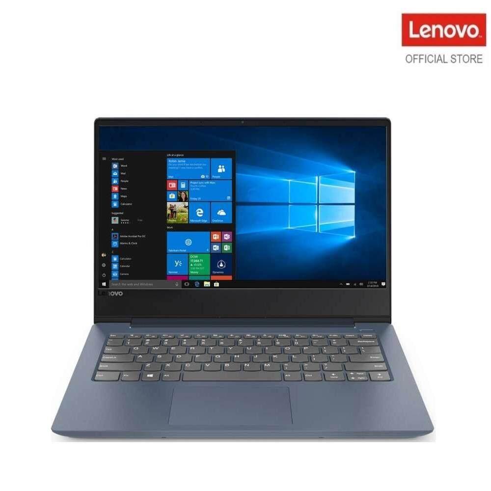 Lenovo Ideapad 330s-14IKB 81F40191MJ/81F40192MJ 14 FHD Laptop Blue (i5-8250U, 4GB, 512GB, Radeon 535 2GB, W10)  - Online redemption FREE RM 100 VOUCHER Malaysia