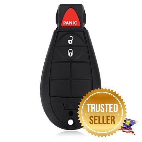 IGNITION REMOTE CONTROL KEYLESS ENTRY CAR VEHICLE KEY FOR DODGE