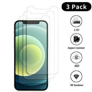 Phim Kính Cường Lực HD, Kính Cường Lực Cho iPhone 11 12 Mini Pro Max HD Dành Cho iPhone 7 8 Plus X XR XS Max SE 2020 Miếng Dán Kính Cường Lực Bảo Vệ Màn Hình thumbnail