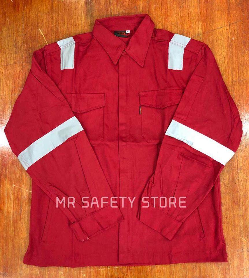 Tanker Exclusive with Reflector Jacket - 4XL Size
